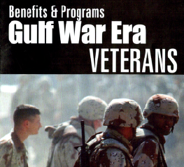 Three Presumptive to the Gulf War